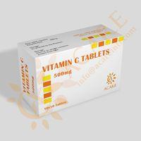 Vitamin C Tablets 100mg 500mg thumbnail image