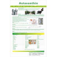 Astaxanthin 5% 10% oil CAS:472-61-7