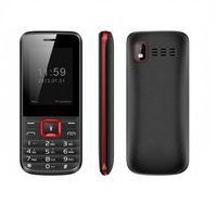2.4-inch Mobile Phones, MT6260D, GSM/Bluetooth/FM/GPRS/Dual-SIM Dual-standby/Camera/1 T Card Slot