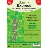 Sainik Express Service