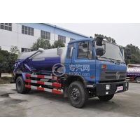Sewage & Fecal Suction Truck / Spetic Tank Truck/ Vacuum Sewage Suction Truck for sale