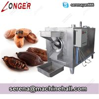 Cocoa Bean Roasting Machine|Cacao Bean Roaster|Cacao Roasting Equipment