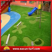 Lead free garden decoration landscaping artificial synthetic turf grass wholesale-Donut thumbnail image