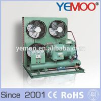 Hangzhou Yemoo bitzer r404a 5hp compressor condensing unit for cold room storage thumbnail image