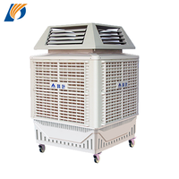 2018 New Hot Selling Double Bend Air Outlet Huge Mobile Coolbreeze Air Conditioner Evaporative Unit thumbnail image