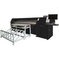 Corrugated Box Inkjet Printing Machine / Pizza Box Inkjet Digital Printer 2500AF-4PH