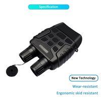NV3180 Widescreen Digital Infrared Night Vision Binoculars Multifunctional HD Scope HD Photo Camera thumbnail image