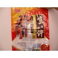 food plastic bag