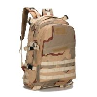 Hot type durable polyester fabric military backpack bag