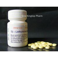 T3 Sodium (Liothyronine Sodium ) (25mcg/tablet ,100tablets/bottle)