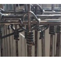 hot dipped galvanized fixed knot iron fence, farm fence,deer fence