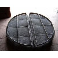 Demister | Stainless Steel and Plastic Wire Mesh Demister pad | Mist eliminator | Demister Supplier thumbnail image
