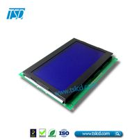 LCD manufacturing 256x128 LCD display