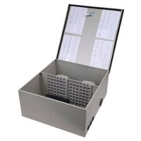 Fiber optic Distribution box 72/96core
