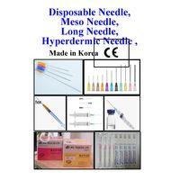 Disposable Needle, Long Needle, Meso Needle