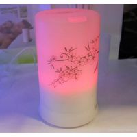 Aroma Diffuser Ultrasonic Atomizer Air Humidifier Purifier Ionizer LED Color Changing