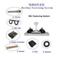 Rail Rubber Pads for Skl Type Rail Fastening System thumbnail image