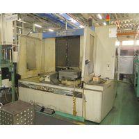 USED MACHINE ITACHI Horizontal Machining Center HG500