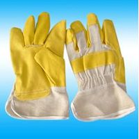 PVC Coated Canvas Gloves