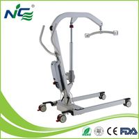 Physical therapy mobile patient lift