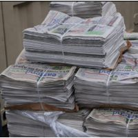 Over Issued Newspaper/News Paper Scraps/ONP/Paper Scraps Cheap price thumbnail image