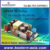 ASTEC/Emerson LPS54-M 50W Medical Power Supplies