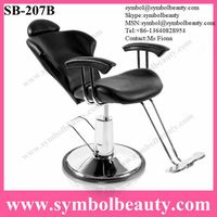 reclined barber chair thumbnail image
