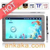 """cTab C7: Android 2.1 Tablet PC, Wifi, 3G, 7"""" Touch Screen, G-Sensor, 8GB"""