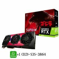 MSI GeForce RTX 3070 8GB SUPRIM SE GODZILLA LHR version
