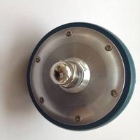 4 inch dc motor brushless gearless electric magnet hub motor