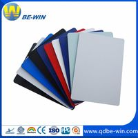 PE/PVDF coating aluminum composite panel curtain wall decoration interior decoration