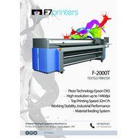 F7 Textile Printer thumbnail image
