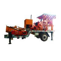 METRO MJ24 Small Diesel Engine Mini Mobile Stone Jaw Crusher Price capacity 10-30tph