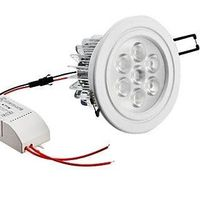 7W LED ceiling lamp