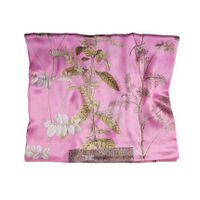 ladies fashion 100% silk scarf