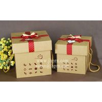 special corrugated paper gift boxes