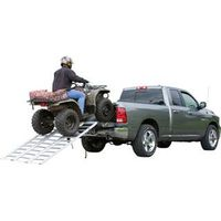 Aluminum ATV loading ramp