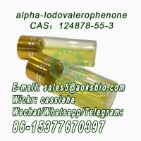 124878-55-3 2-Iodo-1-Phenyl-Pentane-1-One High Purity and Competitive Price to Russia thumbnail image