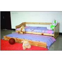 wood furniture of wood safa bed