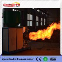 industrial Pellet Biomass sawdust burner thumbnail image
