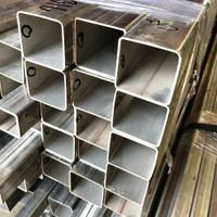 304/304L/304H Stainless Steel Square Pipes/Tubes thumbnail image