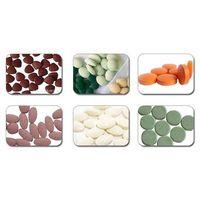 Natural Glucosamine chondroitin in health & medical Tablet