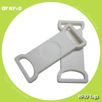 RFID Dog Bone Tag made of silicon material can be used for dog, pet tracking (GYRFID) thumbnail image