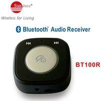Bluetooth music receivers stream audio adapter