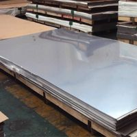201 Grade 2B Cold Rolled Stainless Steel Sheet