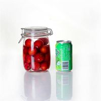 storage jars glass