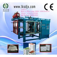 gold supplier eps shape mold machine