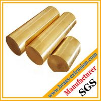 extruded brass rods thumbnail image