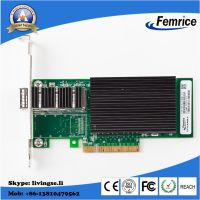 Intel XL710 Chip 40G 1 Port Ethernet Adapter Fiber Optic Network Card PCI-E x8 Server Network Card