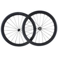 carbon wheel clincher 50mm 700c